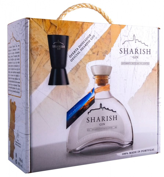 GIFT PACK SHARISH ORIGINAL 500 ML